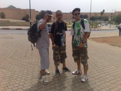 3waf Zan9a a Maknes