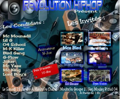 Revolution HIP HOP