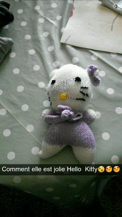 Hello Kitty terminée