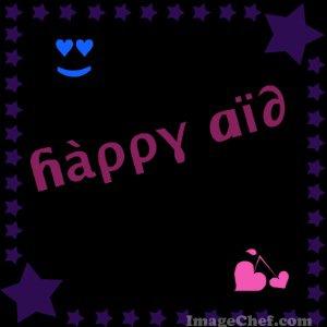 Mabrouk Aïd A tous  ^^