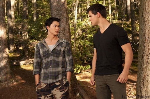 De Nouveau Still de Breaking Dawn
