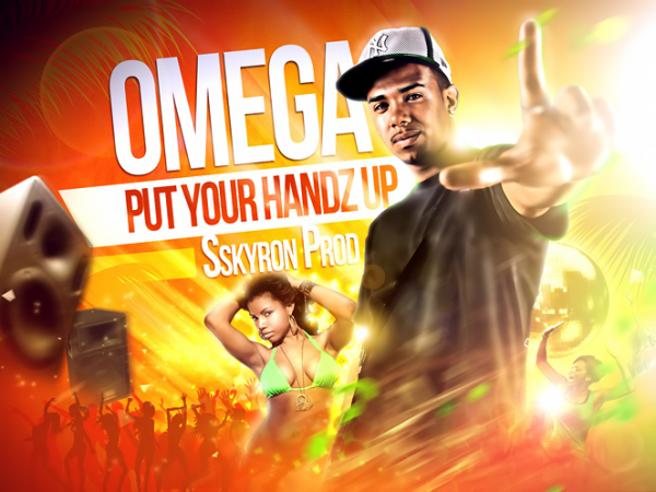OMEGA/ PUT YOUR HANDZ UP/produced by SSKYRON/2011 (2011)