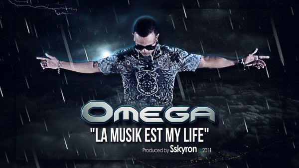 OMEGA/LA MUSIK EST MY LIFE/produced by SSKYRON/2011