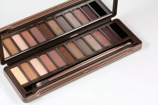 Beauty Alert || La Palette Naked 2 de Urban Decay