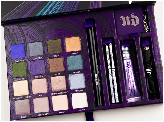 Beauty Buzz || Book Of Shadow 4 de Urban Decay :)