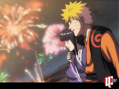 Les couples Naruto