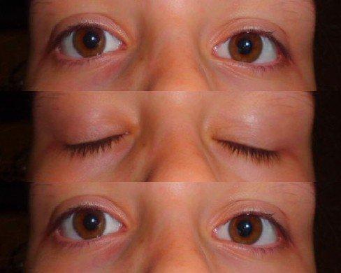 J'adore tes yeux mais je préfère les miens car sans eux je ne te verrais pas.
