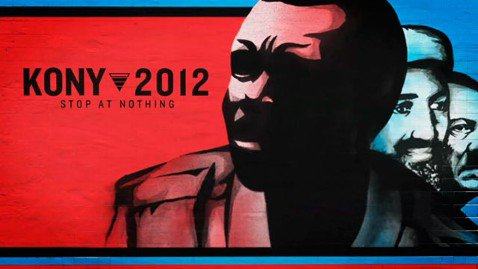 Le projet Kony 2012