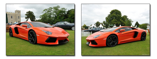 Rêve : Lamborghini Aventador LP700-4