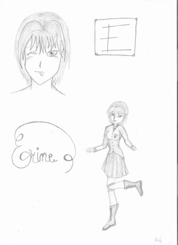 Character #2 : Erine