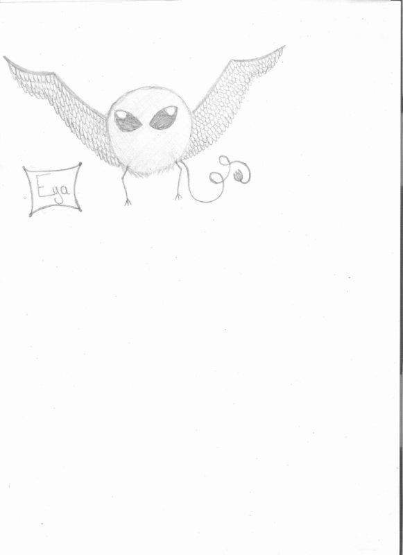 Mascotte #1 : Eya