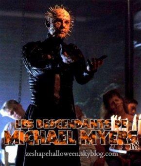 Les Descendants de Michael Myers - Episode 18 : Pinhead