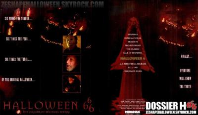 Dossier Halloween 666 - Partie 4 : Halloween 666 - The Origin of Michael Myers