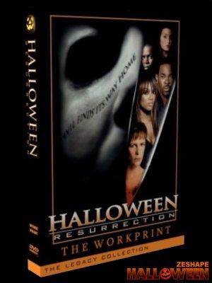 Halloween 8 Workprint - L'autre Halloween Resurrection