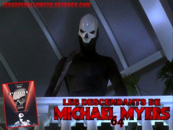 Génération croquemitaines : les descendants et ascendants de Michael Myers - Volume 64 : The Swim Skull (The Pool)