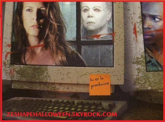 Vous z'avez r'marqué ? - Volume 17 : Le post-it de la jaquette d'Halloween Resurrection