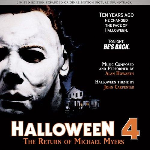 News Juillet 2011 : La nouvelle BO d'Halloween 4 en vente en août prochain