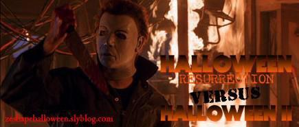 Halloween Resurrection : Halloween 2, version beta