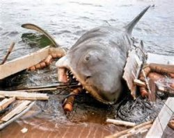 Génération croquemitaines : les descendants et ascendants de Michael Myers 53 : le requin (Les Dents de la Mer)