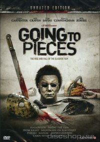 Analyse DVD : Going to pieces : the rise and fall of the slasher film