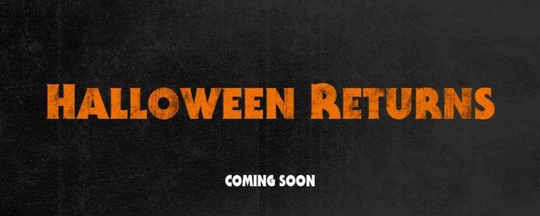 Actualités : Halloween annonce le retour de Michael Myers... encore