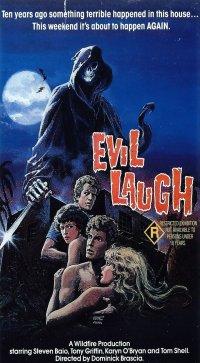 Génération croquemitaines : les descendants et ascendants de Michael Myers - Volume 72 : Le rire du diable (Evil Laugh, 1986)