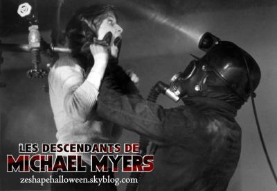 Les Descendants de Michael Myers - Episode 6 : Harry Warden & Axel Palmer
