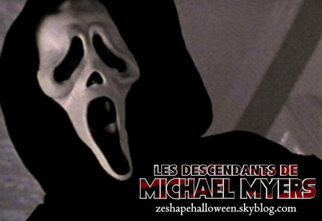 Les Descendants de Michael Myers - Episode 7 : Ghostface