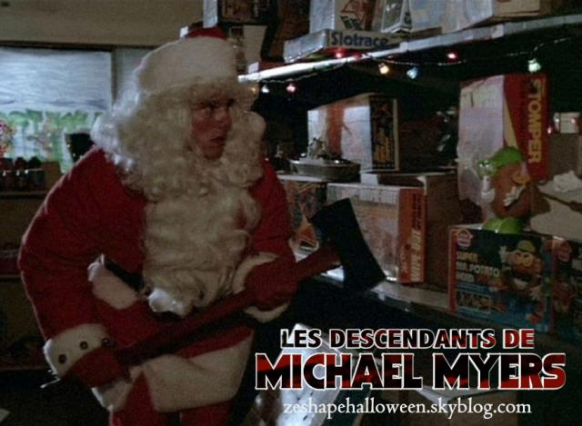 Les Descendants de Michael Myers - Volume 10 : Billy Chapman