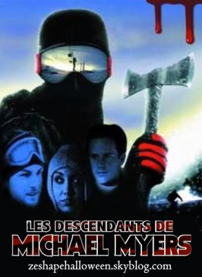 Les Descendants de Michael Myers - Volume 12 : Shelly the Evil Skier