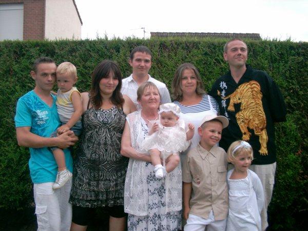 Photo de famille!!!