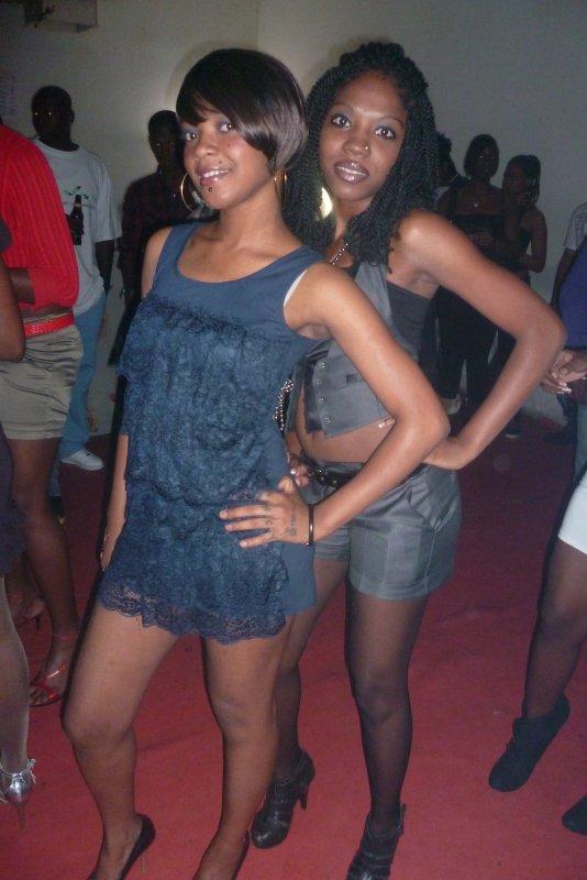 la couz and me
