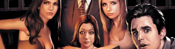 Informations sur les comics Buffy