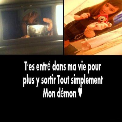 Mon démon ♥