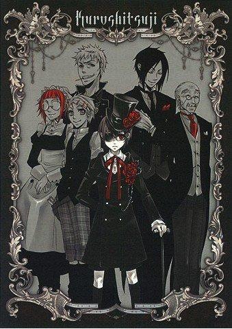 black butler -Kuroshitsuji