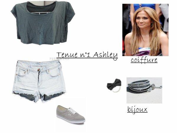 Tenue n°1 Ashley