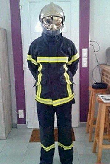 Sapeur pompier ♥