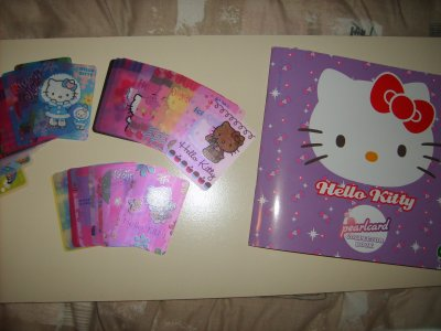 Pearlcards Hello Kitty