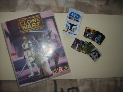 Staks Star Wars : The Clone Wars