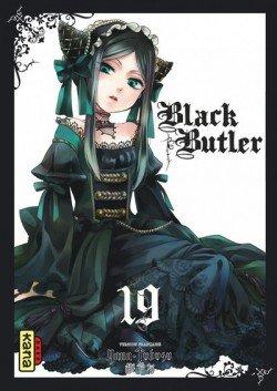 Tome 19 de black butler !