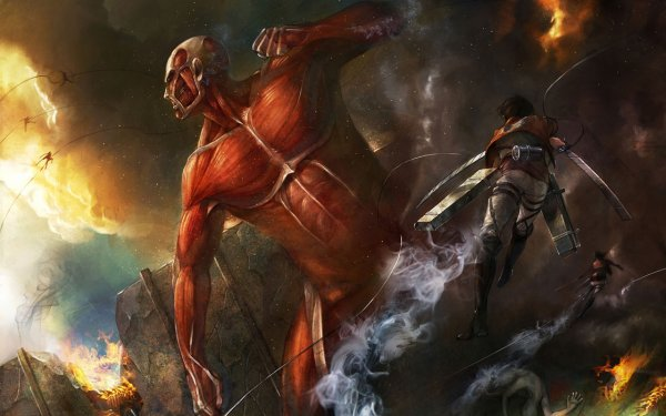 Shingeki no kyojin / L'attaque des titans
