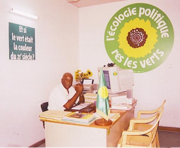 Rassemblement des Ecologistes du Sénégal les VERTS