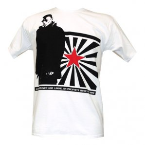 Kery James Tee Shirt Kery James Un Guerrier
