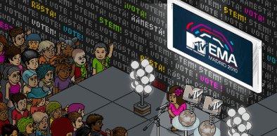 MTV EMA 2010 Voté