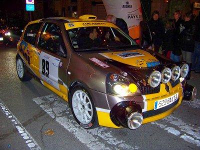 Rallye Mistral 2008 (Samedi 15 et Dimanche 16 Novembre 2008)
