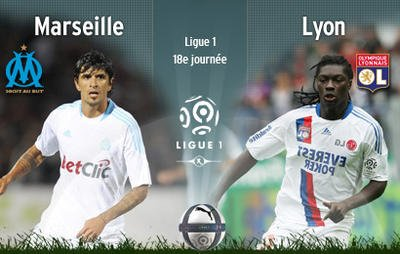 Championnat de France ..                    O.M - O.L