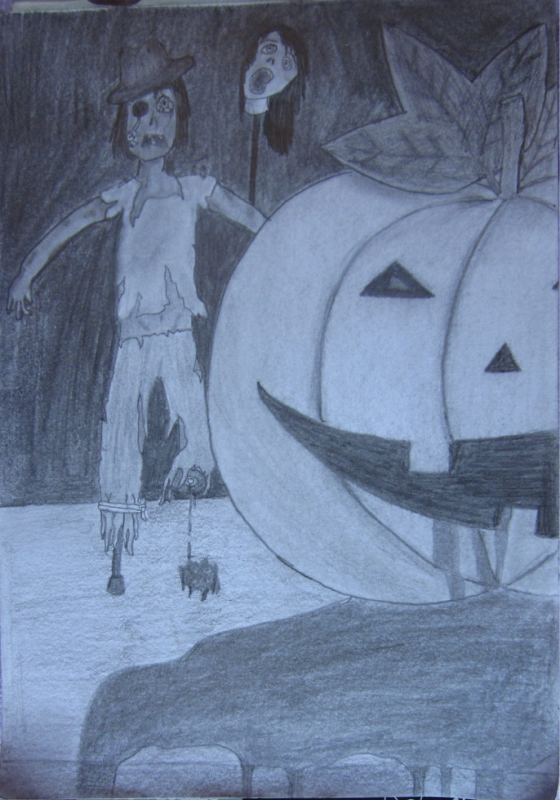 Concours- spécial Halloween!