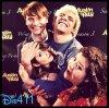Une petite photo de l'équipe de choc de la série Austin et Ally !!!