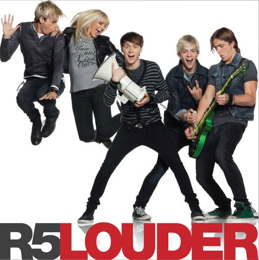 Je vous présente les R5 !!!