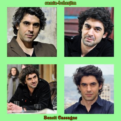 Ludovic Baude -> Benoit Cassagne